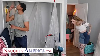 Naughty America - Penny Archer has the hots for her friend's brother 15 min