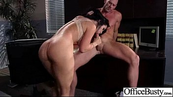 Hot Sexy Girl Jayden Jaymes With Big Round Boobs Get Sex In Office Mov 16