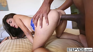 Stepsis Michelle Martinez asks to fuck her