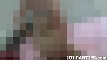 I got a new pair of polka dot panties I want to show you JOI thumbnail