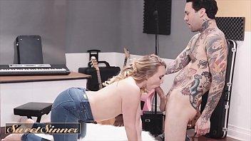 Phat ass blonde (AJ Applegate) fucks stepson - Sweet Sinner