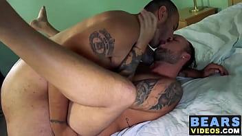 Xxx gay saxe - Freaky daddy sebastian sax fucks jake montana doggy style