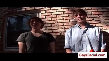 Gay sex parties - Bukkake gay boys - nasty bareback facial cumshot parties 21