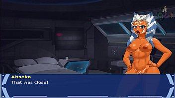 Hentai store Star wars orange trainer part 17