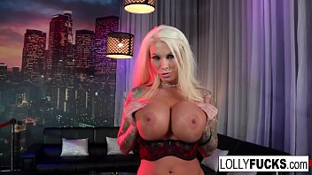 La ink girls nude - Big tit lolly gets a good pounding at the night club
