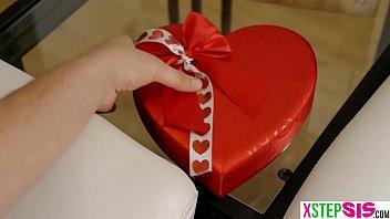 Valentines day made my teen stepsister Elsa Jean sad thumbnail