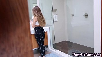 Pov teenager spunk soaked