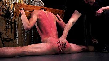 Hot BDSM Slave Boys Fucked Bareback & Cum - Hardcore Gay Bondage