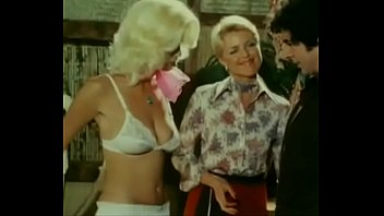 Juliet Anderson And Seka Classic Porn Stocking