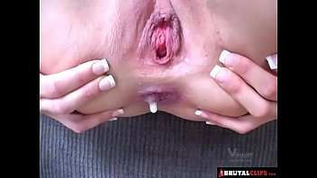 Pov anal clips Brutalclips - anal creampie for isis love