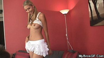 15406 Hot blonde cheating with her BF's bro preview
