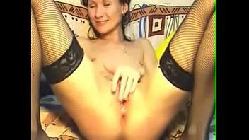 Hot milf on webcam show