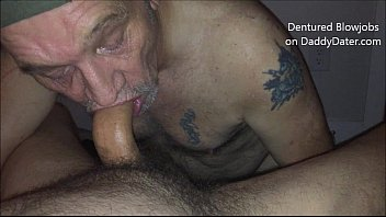 Men-With-Dentures-Blowjob