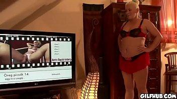 Смотреть порно бабуся толстая