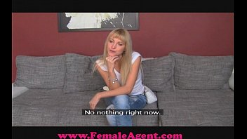 FemaleAgent Easy Sexy Target