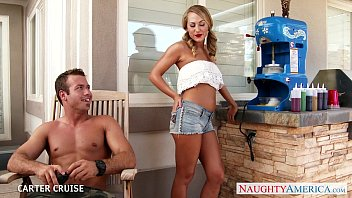 Beauty Carter Cruise take cock