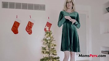 Sex video for christmas Merry milf christmas- cory chase