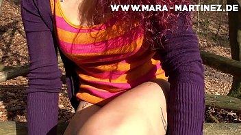 Ranger fucks Mara Martinez in the forest