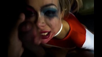 Harley from novoporn nude - Chessie kay as harley quinn gets facefucked and destroyed by bbc