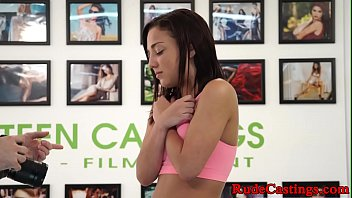 Teenie beauty roughfucked at sexaudition