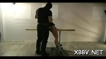 Xxx adult bondage Obedient woman tit torment complete bdsm adult xxx