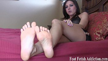 Nibble on my pink little toes