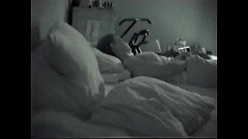 Caught wife masturbating