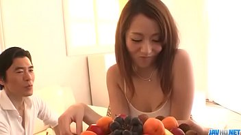 Reon Otowa Uses Her Tight Pussy And Mouth On Two Cocks - More At Javhd.net
