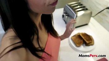 Breakfast and MOMs MILK