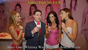 Andrea Diprè for HER - Staci Carr, Whitney Westgate and Ariana Marie preview image