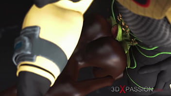17346 3dxpassion.com. Anubis fucks a young egyptian slave in his temple preview
