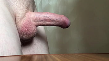 Giant cock rising process