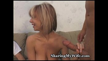 Hubby Shares Wife With Friend Vorschaubild
