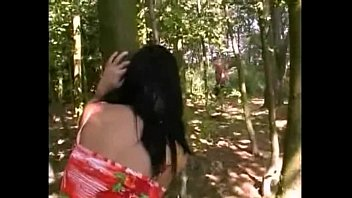 Horny Girl fucked by an old man in the woods /100dates