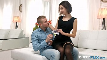 Dirty Flix - Volcano of passion and cum Liona Bee