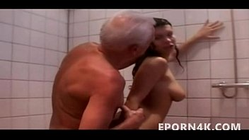 Teen licked and fucked by grandpa accept