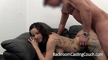 Backroom audition porn - Fun health nut kates anal audition