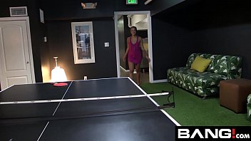 Liza Rowe Auditions for BANG! and gets a nut on her face