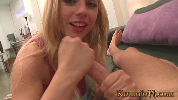 Teens on fucking machines Cute amateur teen on sybian fuck machine gives blowjob