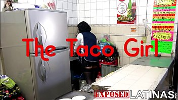 Taco Girl Lilith Lerage spanish porn