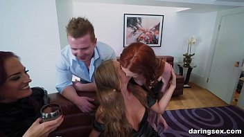 The Best Babes Join And Enjoy Group Blowjob