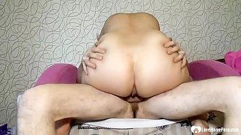 Big booty stepmom likes to get banged hard