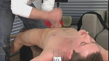 Alex Cumming Gets Tickled Horny Gay Fuck