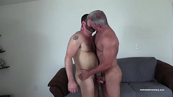 Ass bear gay hairy man - Dale gets fucked raw