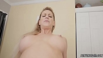 Big tit blonde milf casting couch Stepboss's son was not satisfied
