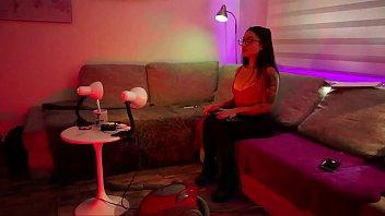 Galáctica - Interstellar trip porn - Eva Cuervo - Episode #1