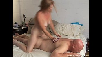 Horny old spunker is super hot fuck and loves the taste of cum thumbnail