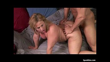 Bbw gilf loves a good pounding