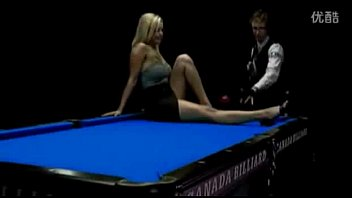 Awesome Pool Tricks with Sexy Girl - Amazing videos   Crazy images - Funlobby.com