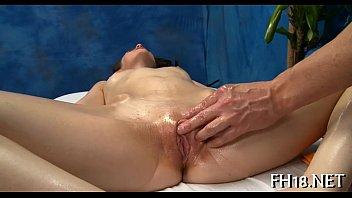 Stripped massage videos